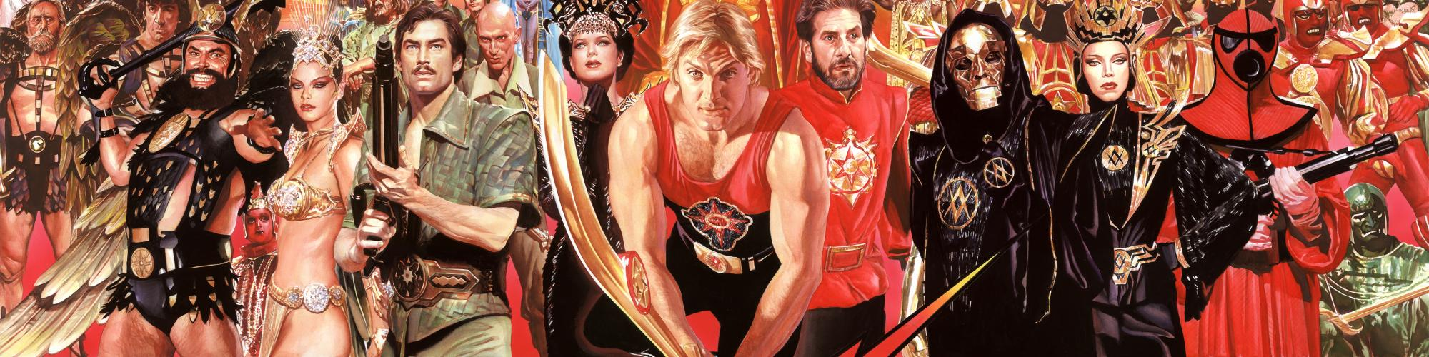 Flash Gordon at 40