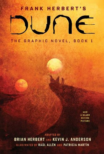 Cover for Dune the graphic novel
