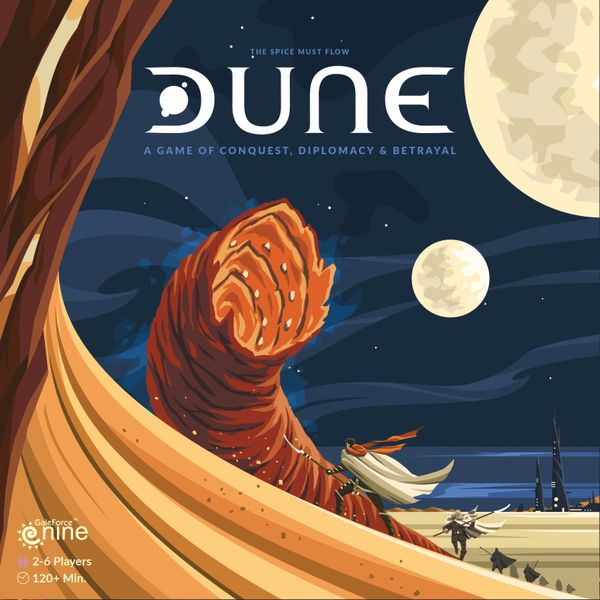 The Dune board game