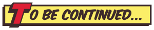 """""""To be continued"""" graphic"""